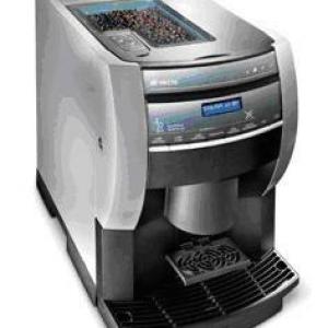 Máquina de café para comércio