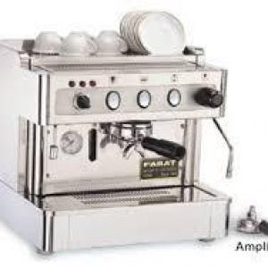 Maquina de café expresso vending